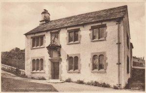 Hawkshead , Cumbria, England, 1910s ; Grammer School