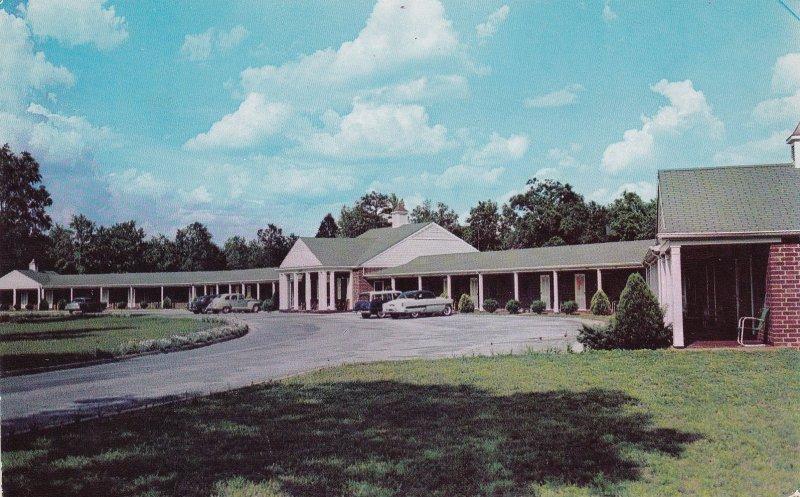 ROCK HILL , South Carolina, 50-60s ; Andrew Jackson Court