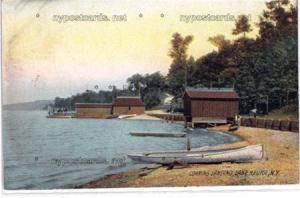 Corning Landing, Keuka Lake NY