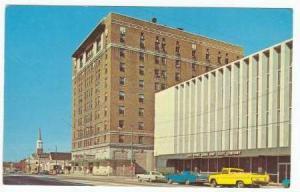 Sheraton Hotel and No. Main St. High Point, North Carolina,40-60s