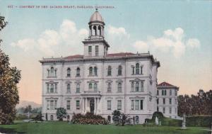 Convent of the Sacred Heart , OAKLAND , California , 00-10s