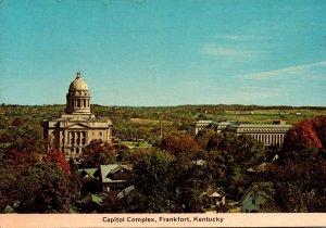 Kentucky Frankfort Capitol Complex