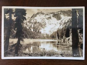 1937 T.J. Lake, Mammoth Lakes, California D5