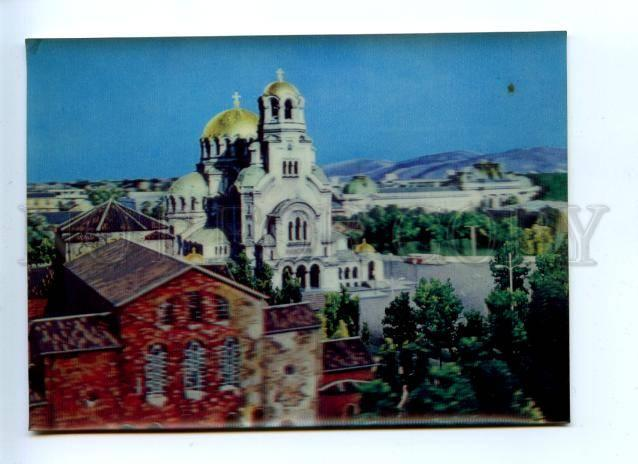 143160 Bulgaria SOFIA Alexander Nevsky Memorial Church old 3D