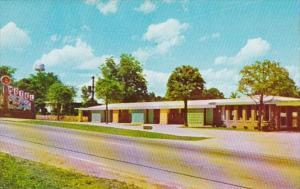 North Carolina Albemarle Sunset Motel