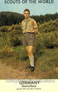 Scouts Of The World, Germany Scout Scouting Unused