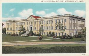 ATHENS , Georgia , 1910s ; U.of G. ; Dawson Hall