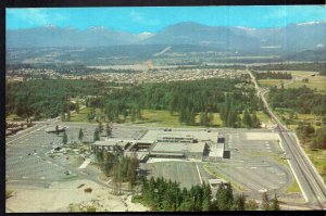 British Columbia SURREY District Aerial New Guildford Shopping Centre - Chrome