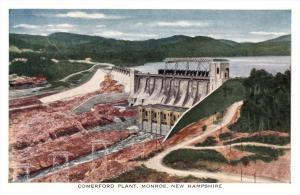 10302  NH  Monroe  Comerford Power Plant , Dam