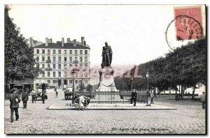 Postcard Old Lyon Place Tholozun