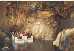 France, Les Grottes de Betharram, La Riviere, unused Postcard