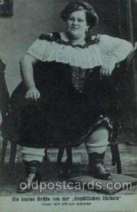 Gemutlichen Sachsin, Heaviest Person Unused