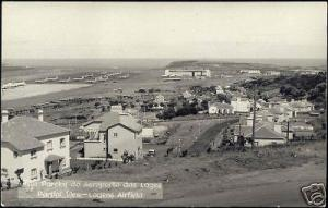 portugal AZORES LAGES Aeroporto LAGENS Airfield 40s RP