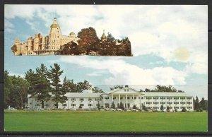 Maine, Poland Spring - World Famous Inns - [ME-184]