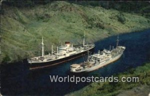 Culebra Cut Panama Canal Republic of Panama Unused