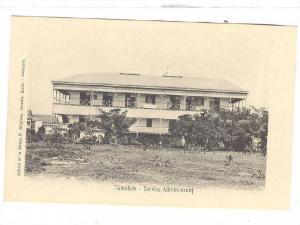 Service Administratif, Tamatave, Madagascar, Africa, 1900-1910s