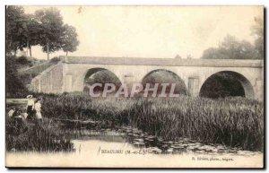Beaulieu Old Postcard Bridge bar