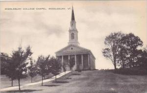 Vermont Middlebury Middlebury College Chapel Artvue