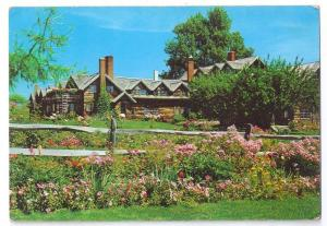 Trapp Family Lodge Stowe Vermont 1975 4X6