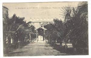 L'Entree Du Palais Du Gouverneur, Souvenir De Djibouti, Africa, 1900-1910s