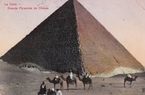 Pyramid , EGYPT , 00-10s ; Grande Pyramide de Cheops