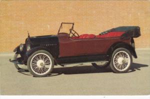1917 King Model E Butts Buick Santa Barbara California