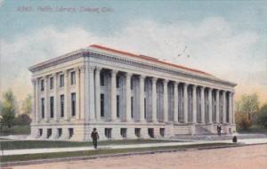Colorado Denver The Public Library 1913