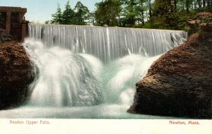 MA - Newton. Newton Upper Falls