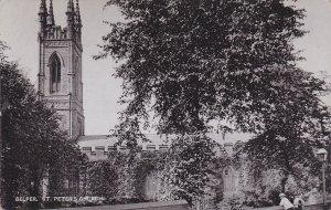 BELPER , England , 00-10s ; St. Peter's Church ; TUCK 1957
