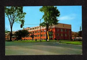 NY Holiday Inn Hotel Motel WATERTOWN NEW YORK POSTCARD