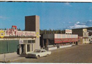 Birch Avenue , 100 MILE HOUSE , B.C. , Canada , 50-60s