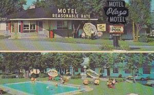 Motel Plaza , CHAMPIGNY , Canada , 50-60s