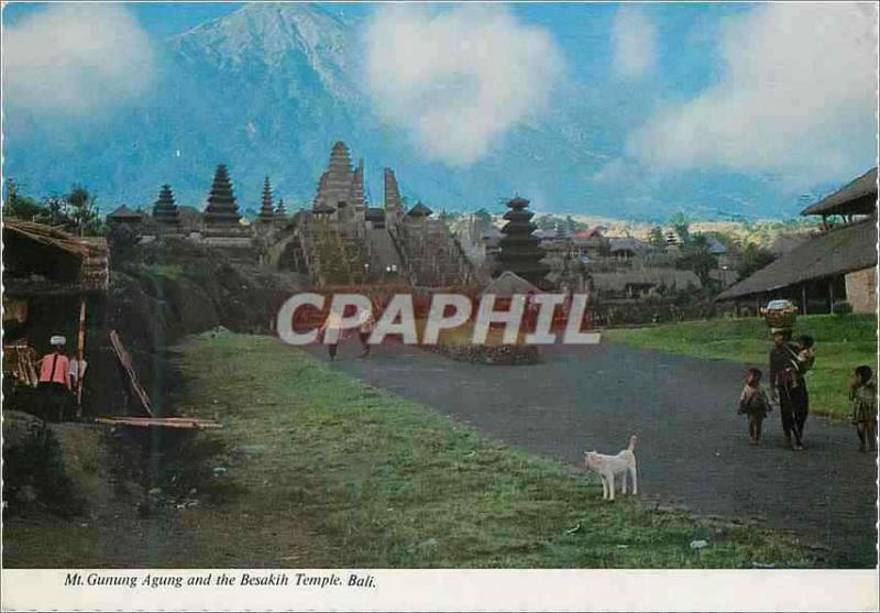CPM Mt Gunung Agung and the Besakih Temple Bali