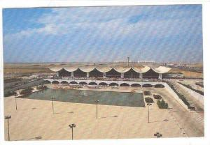Hajj Terminal, King Abdul Aziz Airport , Jeddah , Saudi Arabia , 50-70s , Roy...