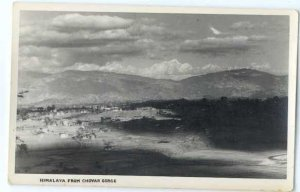 RPPC, Himalaya From Chovar Gorge, Nepal