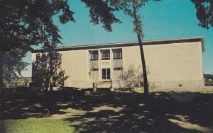 Beaverbrook Art Gallery, Fredericton, New Brunswick, Canada, 1940-1960s