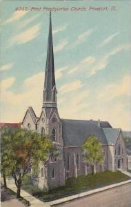 Illinois Freeport First Presbyterian Church
