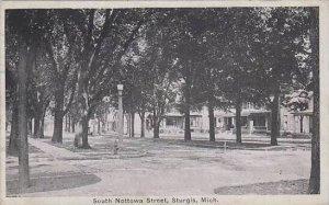 Michigan Sturgis South Nottowa Street