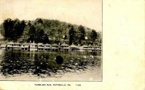 PA - Pottsville. Tumbling Run