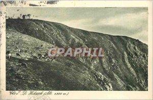 Old Postcard Le Hohneck