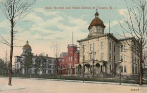 TRENTON, New Jersey, 1900-10s; State Normal and Model School