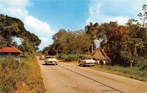 Interamerican Highway Republic of Panama Panama Tape on back