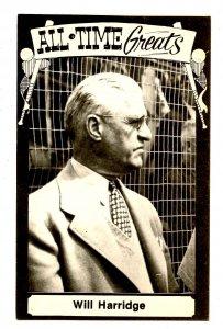 Will Harridge, Baseball Hall of Fame
