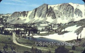 Snowy Range Country - Medicine Bow National Forest, Wyoming
