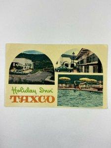 Taxco Mexico Hotel Holiday Inn Vintage