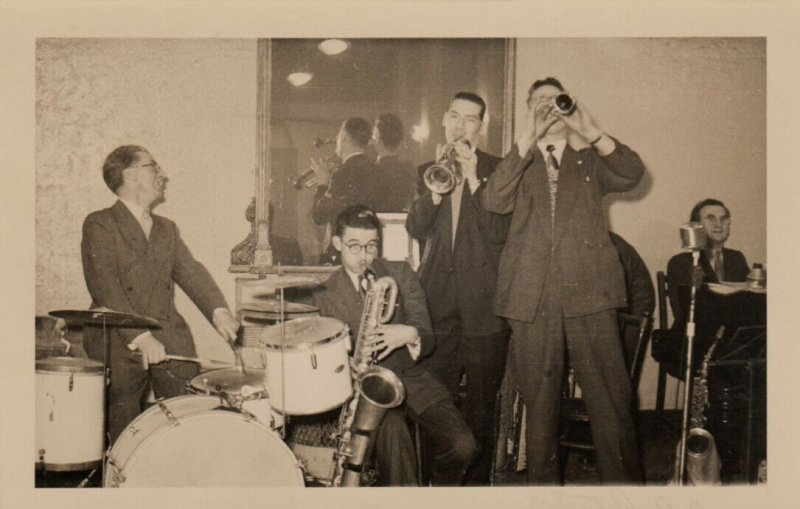RP: Jazz Band , 1910s