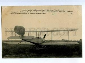 205441 FRANCE AVIATION airplane Breguet-Bristol Hauser #1846