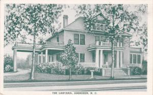 The Lantana- Tourist Home, ABERDEEN, North Carolina, PU-1939