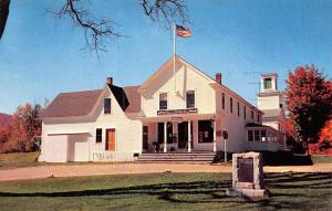 Plymouth Vermont~Store And Post Office~1960 Postcard