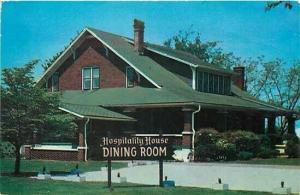 AL, Huntsville, Alabama, Hospitality House Dining Room, Dexter Press 6226B